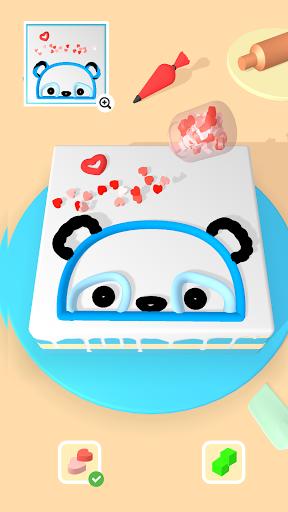 Cake Art 3D 2.2.0 screenshots 1