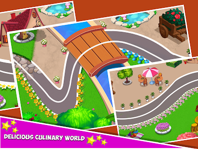Cooking Life Madness: New free cooking games 2021 4