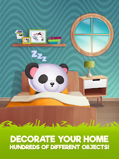 My Panda Coco – Virtual pet with Minigames