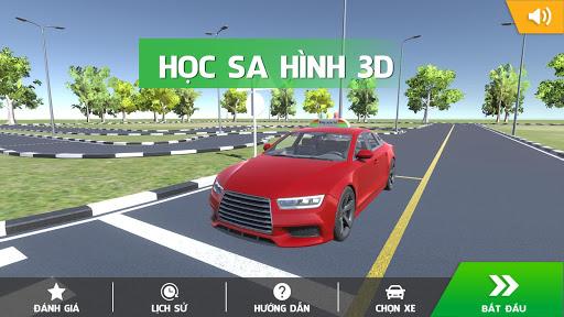 Hu1ecdc Sa Hu00ecnh GPLX 3D - u00d4n thi GPLX 1.1.6 screenshots 3