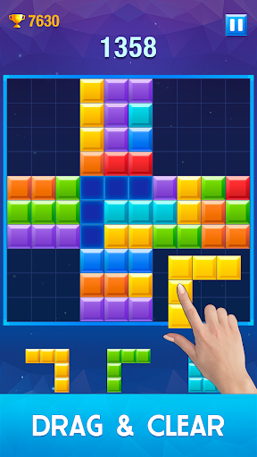 Puzzle Master - Challenge Block Puzzle 1.5.5 screenshots 1
