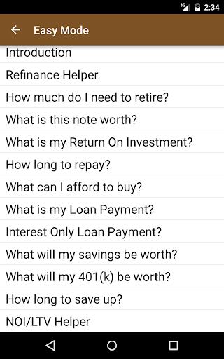 10bii Financial Calculator  screenshots 14