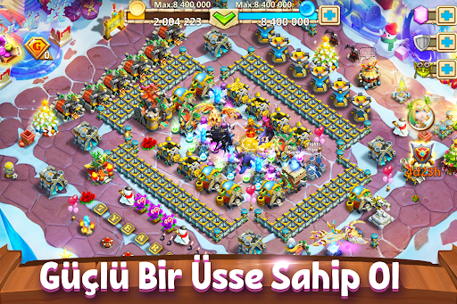 Castle Clash: Lonca Mu00fccadelesi 1.7.11 screenshots 11