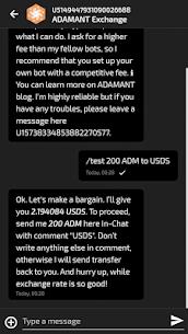 ADAMANT Messenger 3