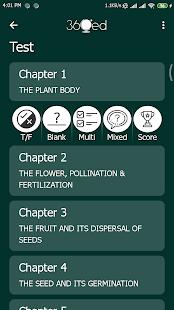Dat Thin Pone High School Biology AR Learning App