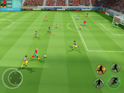 Soccer u26bd League Stars: Football Games Hero Strikes 1.6.0 screenshots 8