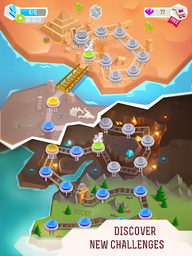 Chaseu0441raft - EPIC Running Game. Offline adventure.  screenshots 20