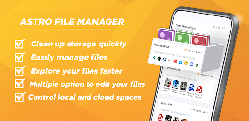 ASTRO File Manager: Storage Organizer & Cleaner - Apps on ...