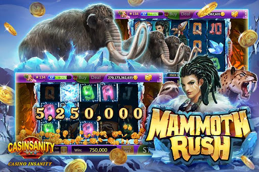Casinsanity Slots u2013 Free Casino Pop Games 6.7 screenshots 2