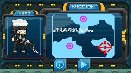Alien Mission apkpoly screenshots 5