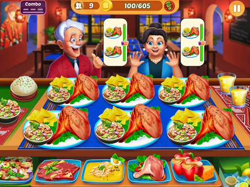 Cooking Crush: New Free Cooking Games Madness Apkfinish screenshots 12