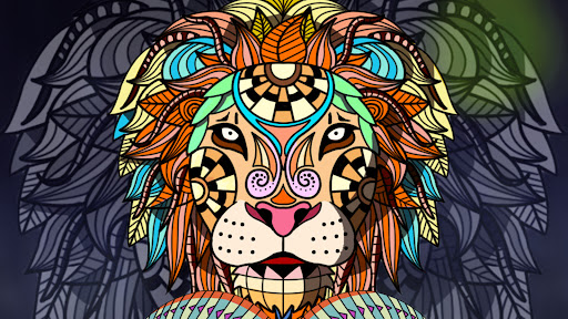Color by Number: Oil Painting Coloring Book  screenshots 15