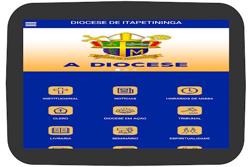 Diocese de Itapetininga screenshot 7