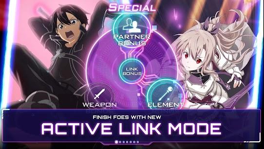 Sword Art Online Alicization Rising Steel MOD APK 2.6.2 (GOD Mode) 14