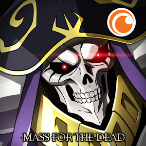 MASS FOR THE DEAD 1.26.2 by Crunchyroll Games LLC logo
