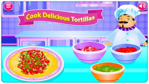 Baking Tortilla 4 - Cooking Games  screenshots 14
