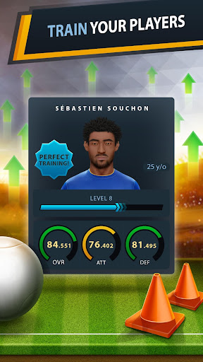 Club Manager 2020 - Online soccer simulator game 1.0.14 de.gamequotes.net 5