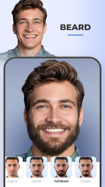 FaceApp - AI Face Editor  poster 4