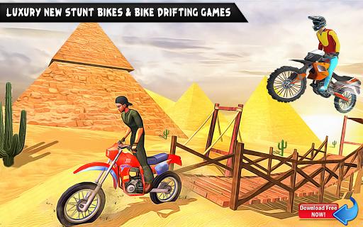 Mega Real Bike Racing Games - Free Games apkpoly screenshots 6
