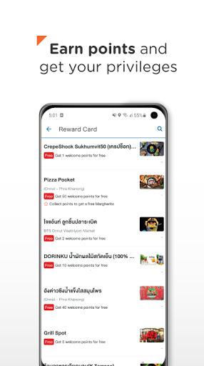 Wongnai: Restaurants & Reviews apktram screenshots 6