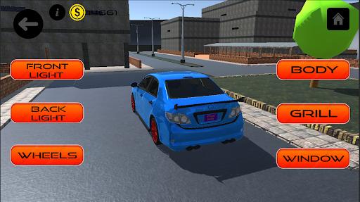 Toyota Corolla Drift Car Game 2021  screenshots 17