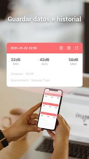 Medidor de sonido Screenshot