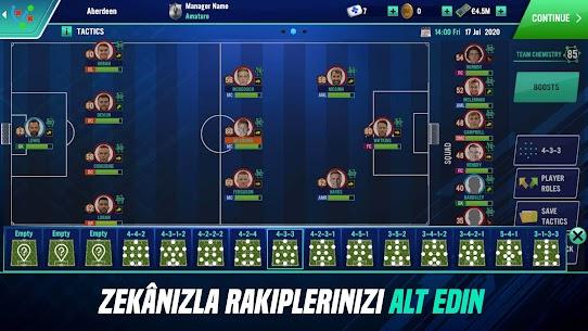 Ücretsiz Soccer Manager 2022 – Futbol Menajerlik Oyunu 4