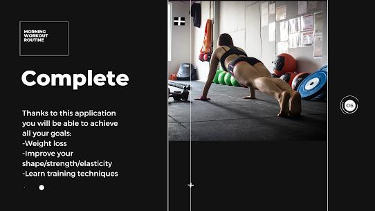 Complete Workout Pro Paid Apk 5