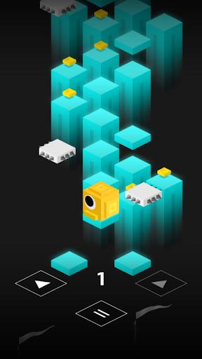 Télécharger Gratuit Cube Shift - Tap Fast APK MOD (Astuce) screenshots 2
