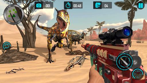 Real Dino Hunting 2018: Carnivores Dino Zoo Game 2.4.5 screenshots 6