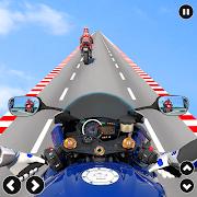 Bike Race Mega Ramp Stunt: New Bike Race Game 2021
