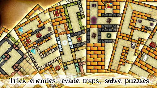 Dungeon Reaver: Maze Puzzle Game goodtube screenshots 2