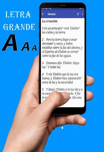 Biblia Hebrea Gratis android2mod screenshots 7