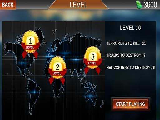 Gunner Free : Fire Battleground Free Firing  screenshots 6