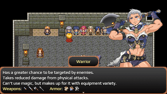 Roguelite 2: Dungeon Crawler RPG Screenshot