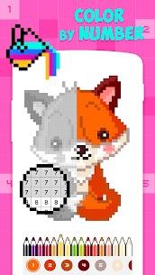 PixPaint – Color By Number 1.5.9 Mod APK Download 2