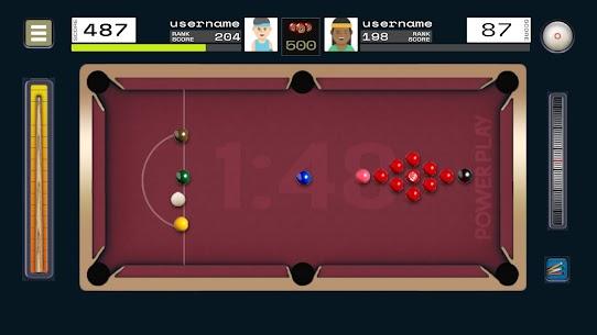 Power Snooker 8