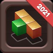 Wood Block Puzzle: Reversed Tetris & Block Puzzle