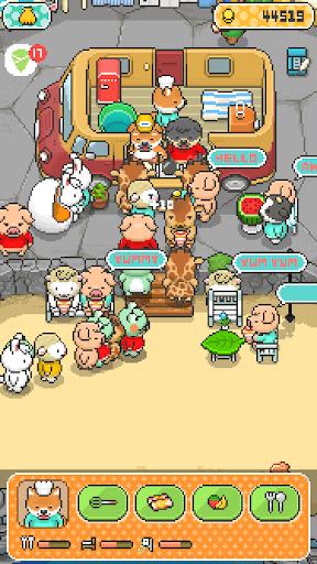 Code Triche Food Truck Pup: Chef cuisine apk mod screenshots 2