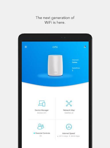 NETGEAR Orbi u2013 WiFi System App screenshots 8