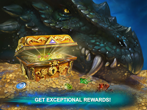Blood of Titans: Quest & Battle Fantasy CCG screenshots 12