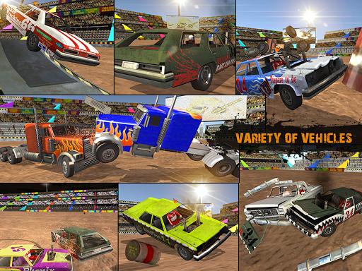Demolition Derby Car Crash Stunt Racing Games 2021 3.0 Screenshots 15