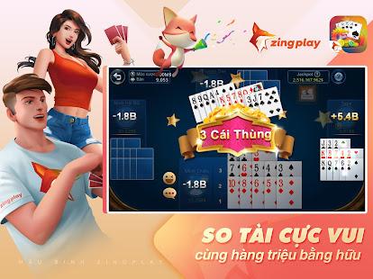 Poker VN - Mu1eadu Binh u2013 Binh Xu1eadp Xu00e1m - ZingPlay 5.16 Screenshots 7