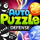Auto Puzzle Defense : Ninja Block