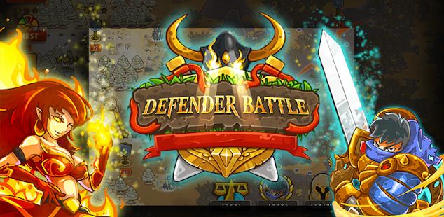 defender battle premium: hero kingdom wars hack
