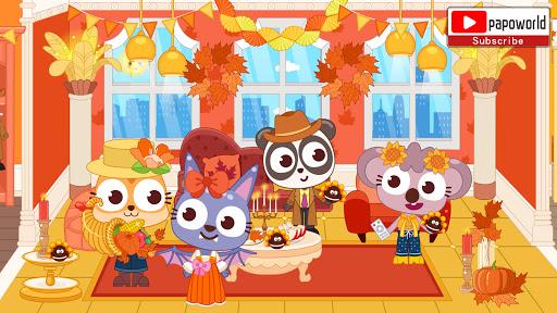 Papo Town Happy Festival  screenshots 14