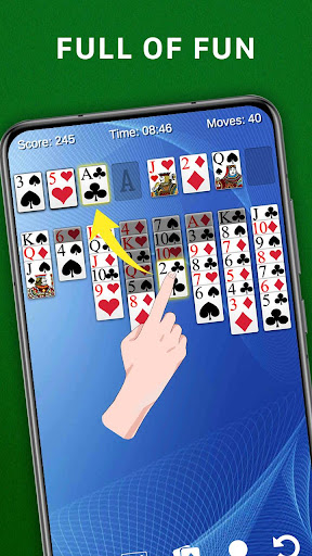 AGED Freecell Solitaire 1.1.14 screenshots 2