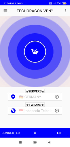 TECHORAGON VPN LITE -  Free Tweaks  Injection  VPN apktram screenshots 1