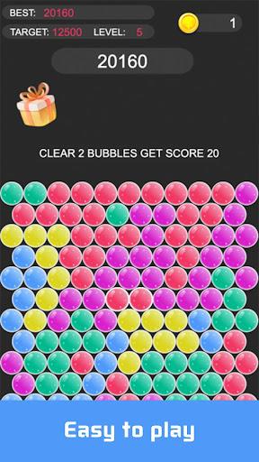 pop star - bubble screenshot 1