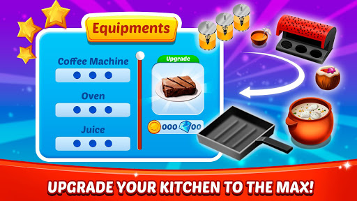 Cooking Games - Food Fever & Restaurant Craze 1.13 Screenshots 6